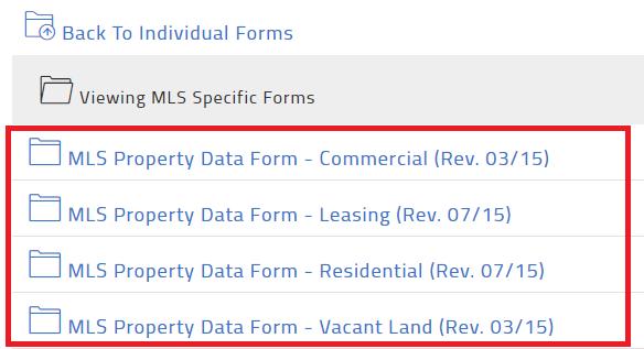 Uploading a Listing from Transaction Desk – MLS Technology Inc